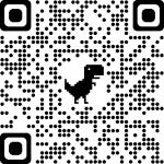 Microsoft Teams ダウンロードサイトのQRコード